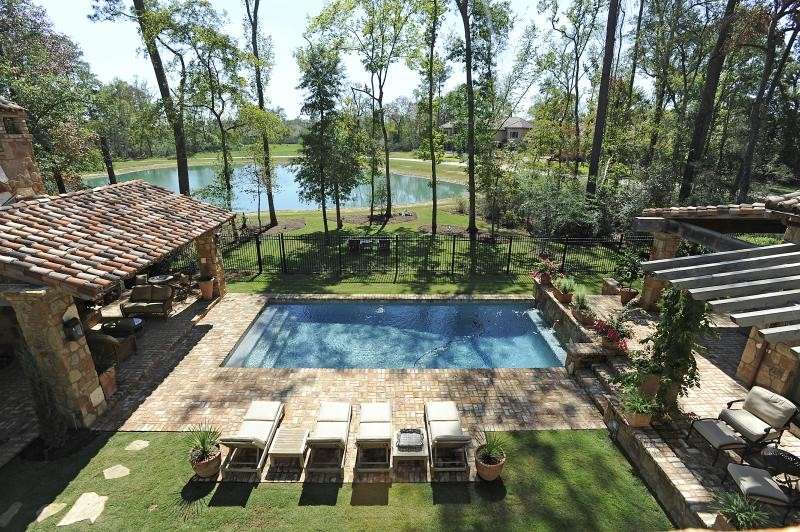 Pool and Landscape Features
