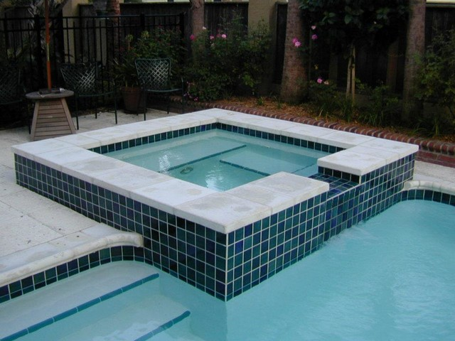 Example of a pool design in Jacksonville
