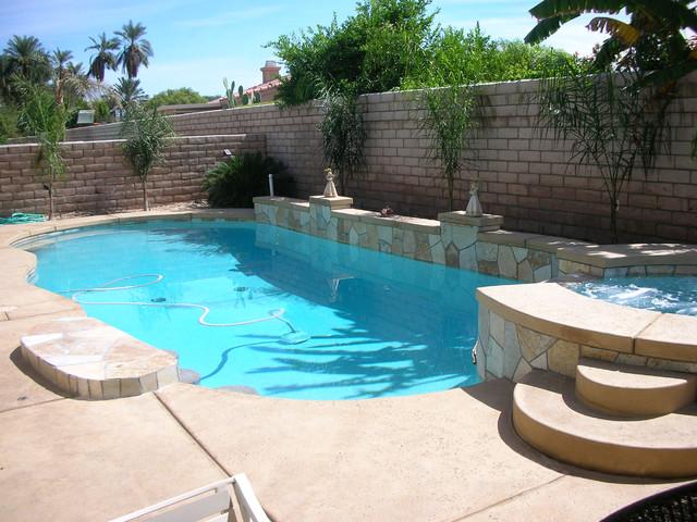 Pool spa design for Pool design orange county
