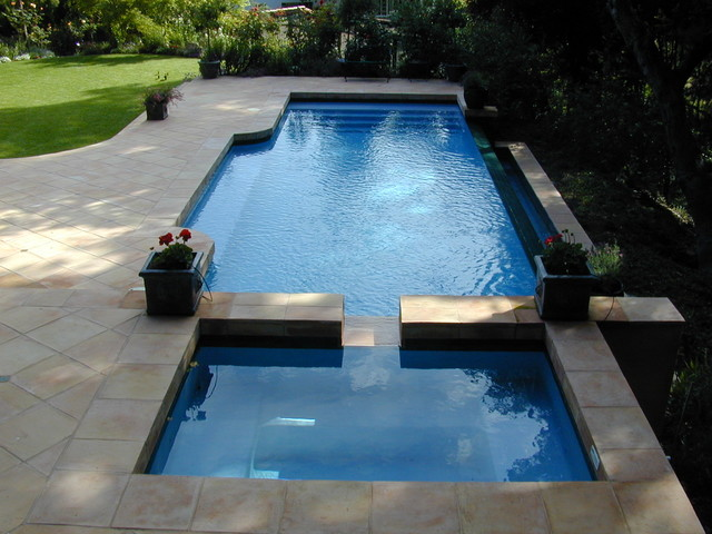 Pool And Spa Modern Pool San Francisco By Swanpools