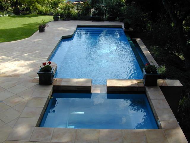 Pool And Spa Modern Pool San Francisco By Swanpools