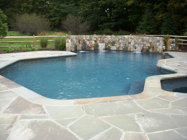 Pool Area Renovations : Pool area renovation traditional new york by