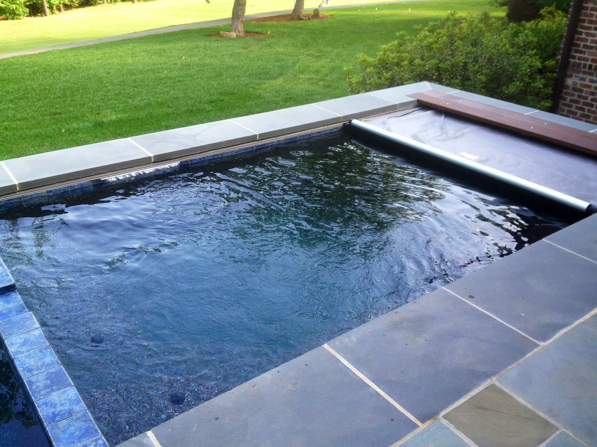 Pool as an afterthought