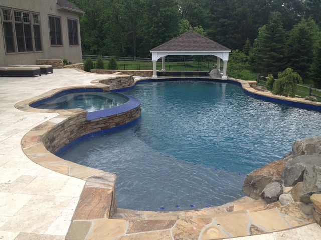 Pool design ideas rustic philadelphia by fs for Pool design questions