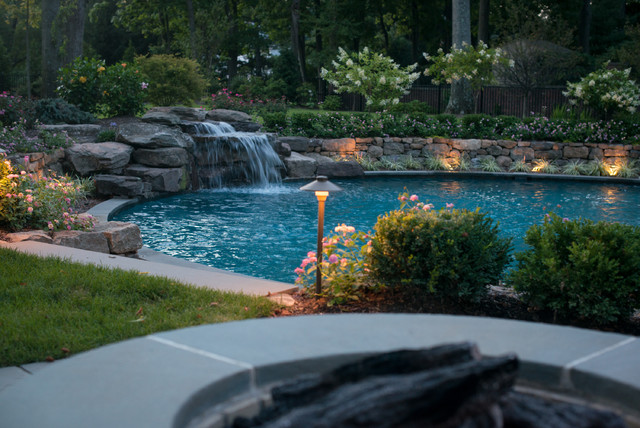 Pool designs madison nj contemporary pool new york for Pool design inc