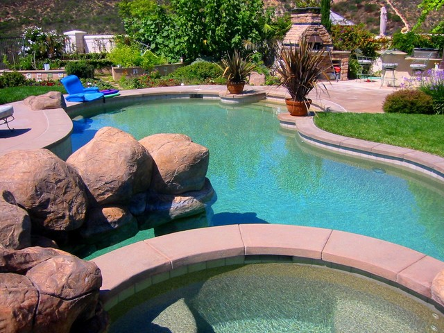 Pool designs contemporary pool orange county by for Pool design questions