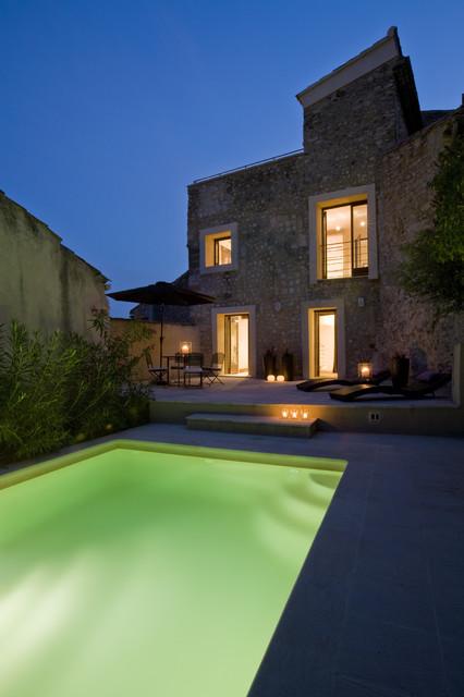 Pool mediterranean-pool