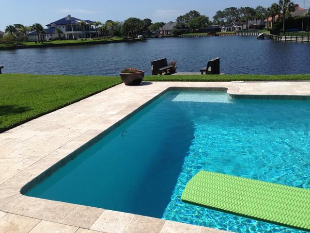 Pool contemporary-pool