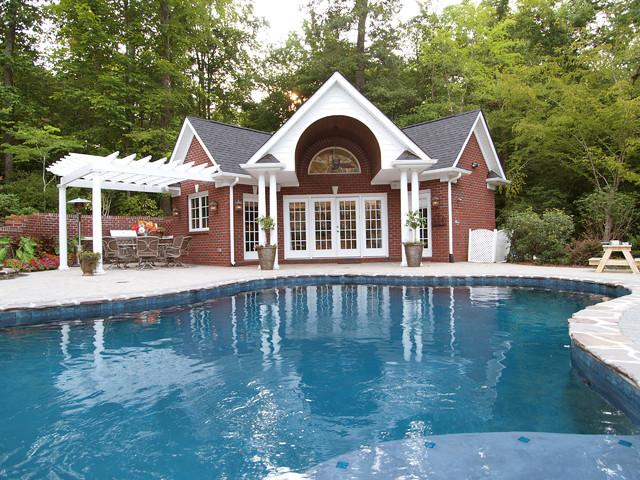 pool house - pool - other metro