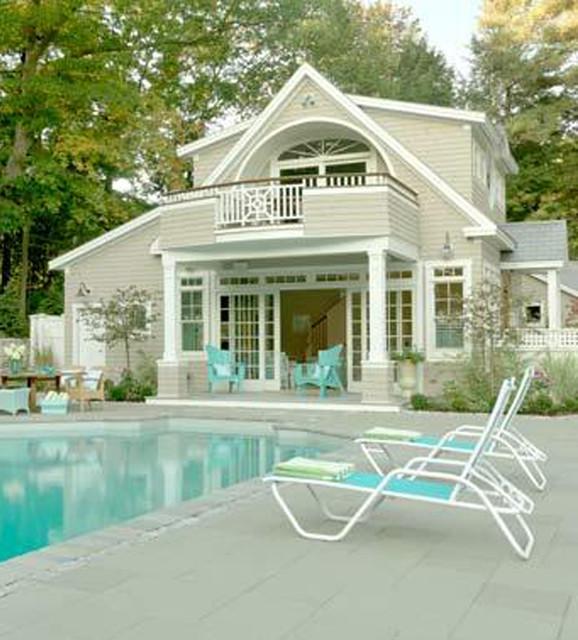 Pool house tropical pool tampa by tracey rapisardi for Pool design tampa florida