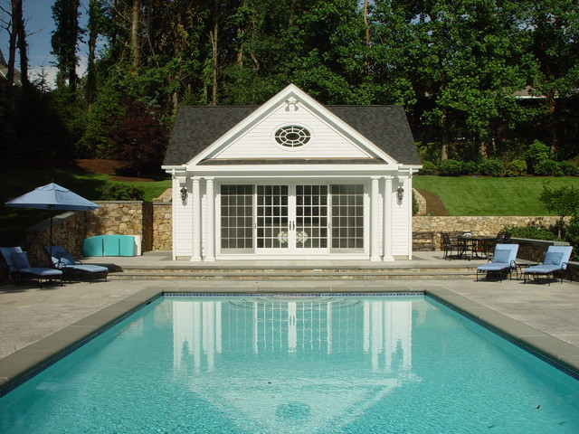 Pool Houses Garages