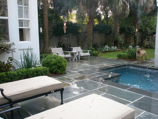pool traditional-pool