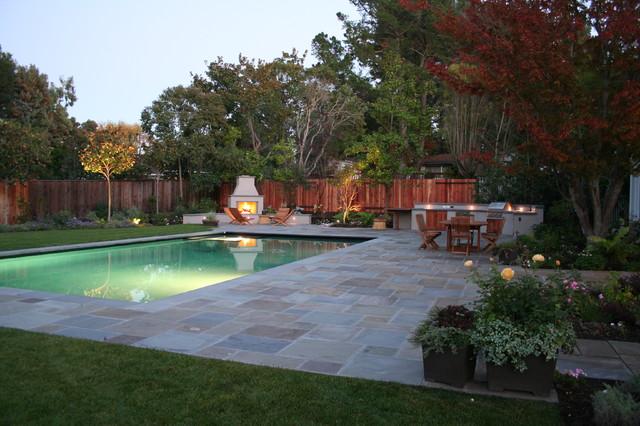 Pool Patio traditional-pool