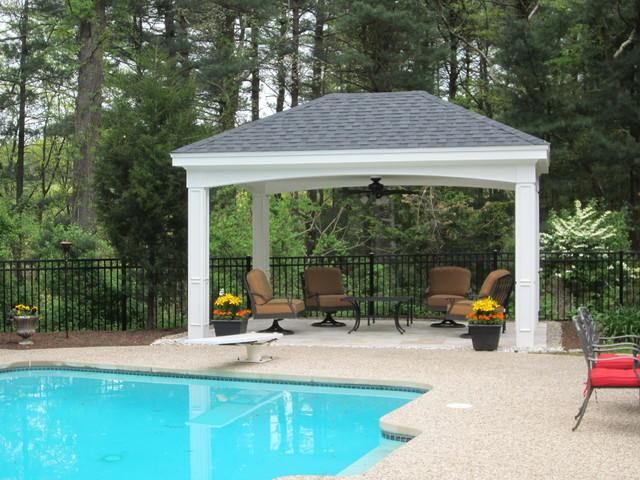 Pool Pavillion traditional-pool