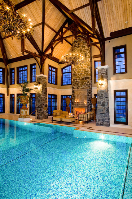 Pool project for Traditional swimming pool designs