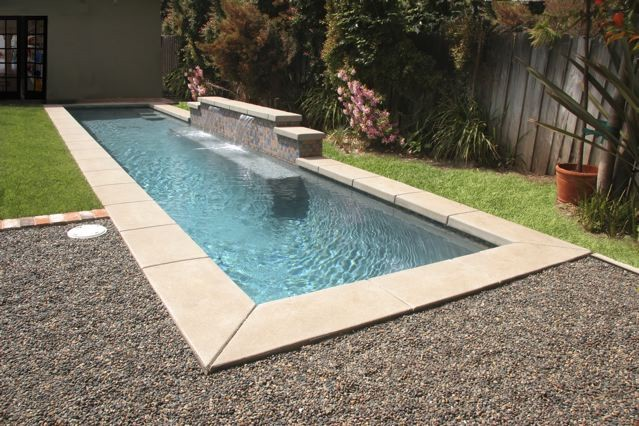 Pool Remodels modern-pool
