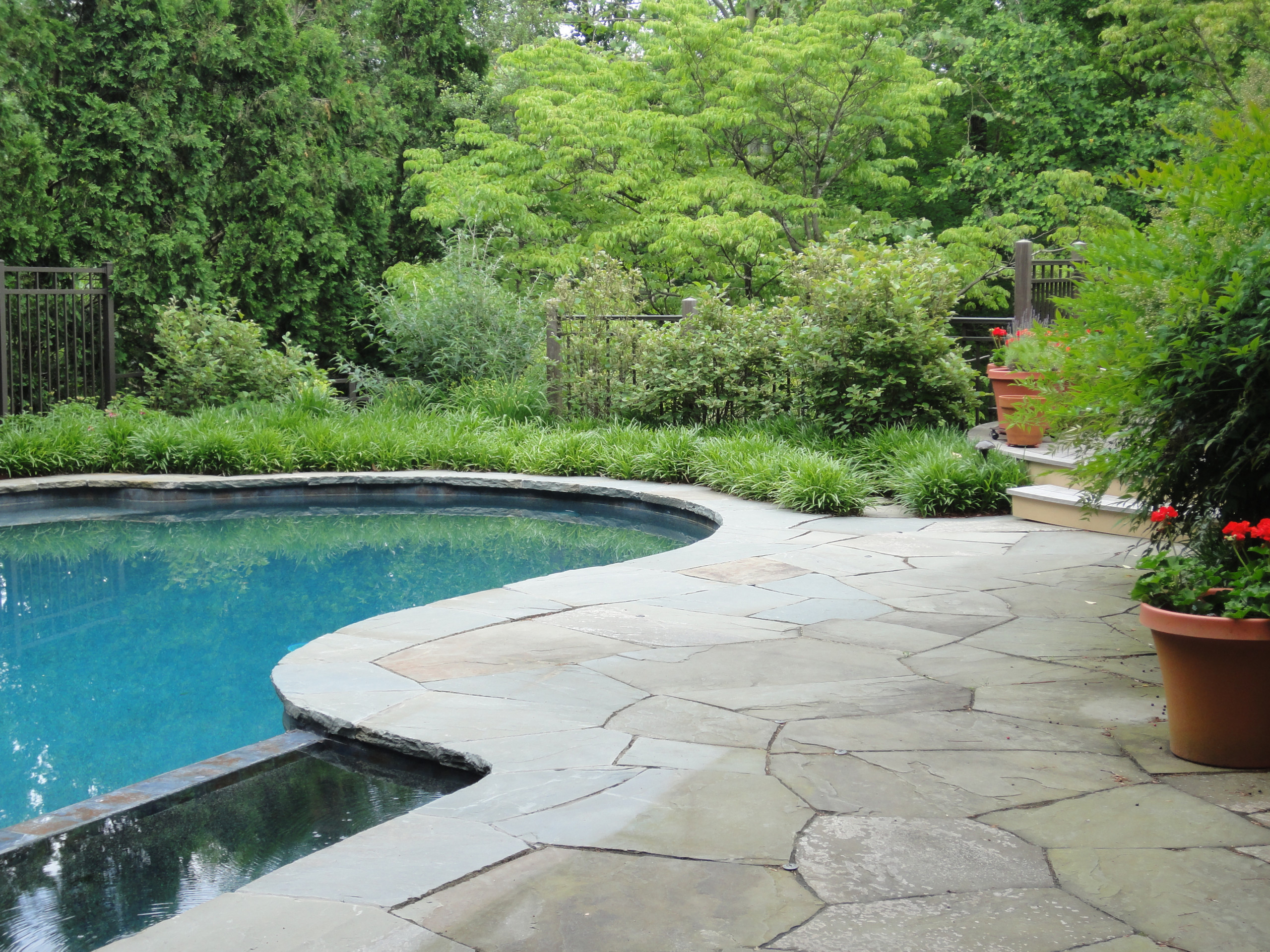 Pool Renovation Project