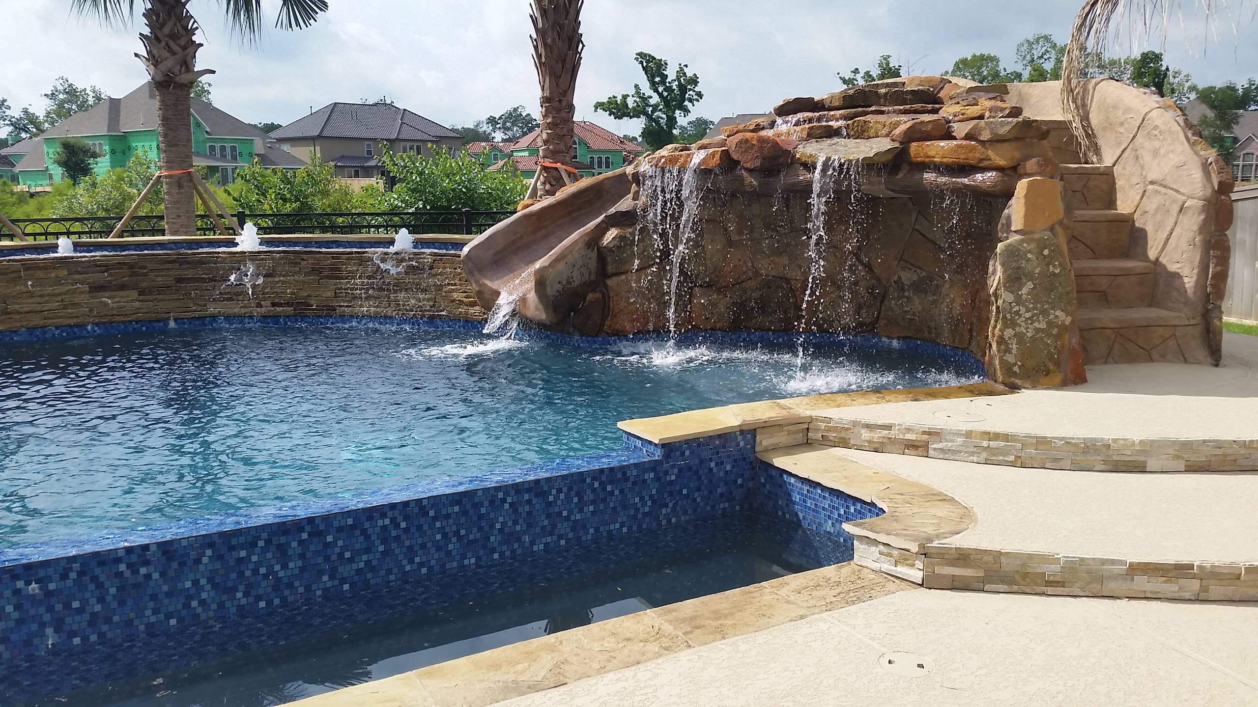 75 Beautiful Modern Water Slide Pictures Ideas March 2021 Houzz