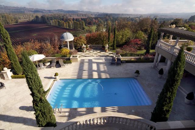 Scott traditional-pool