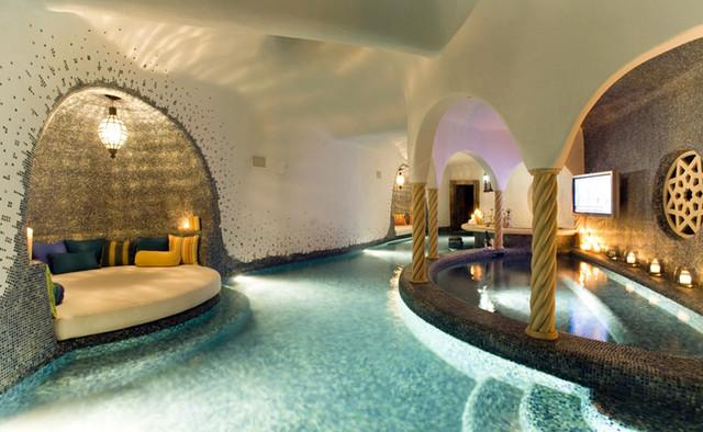 The River Mediterranean Spa Suite at the Hotel Monaco Chicago ...