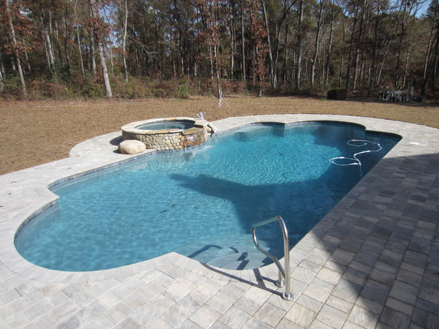Pools - All Shapes and Sizes! traditional-pool