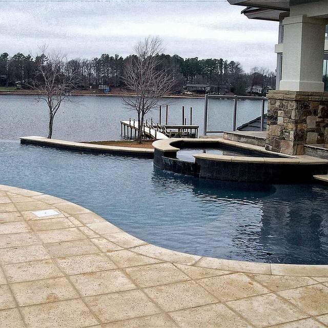 Pools & Decks eclectic-pool