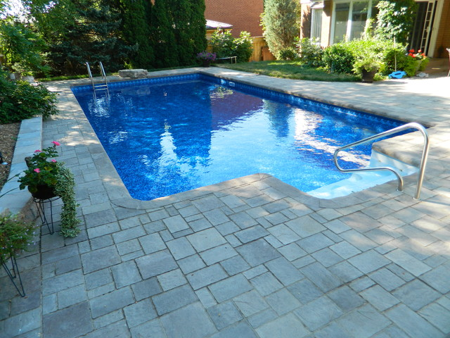 pools pool surrounds contemporary pool toronto