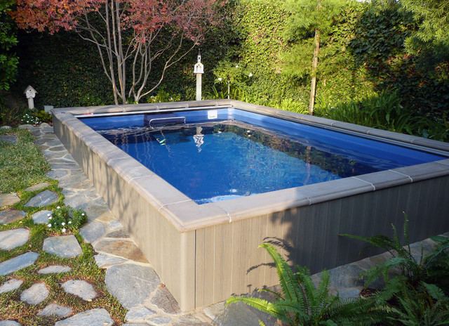 Pools and Spas traditional-pool