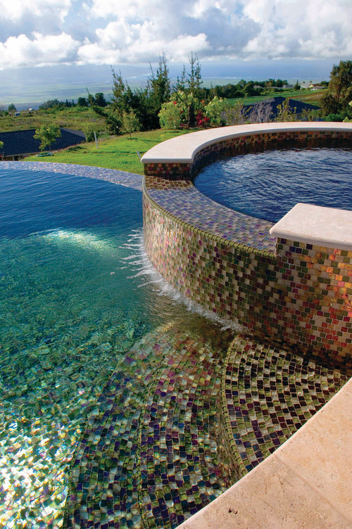 Pools & Water Features contemporary pool