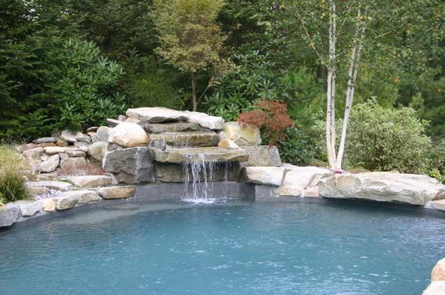 Baño Grande A Natural Swimming Pool:PRODUCTOS DE EXTERIOR Muebles Iluminación Decoración Piscina