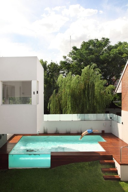pools modern-pool