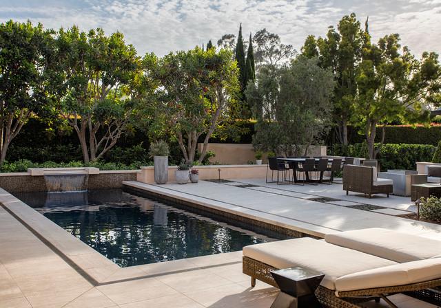 Pools Contemporary Pool Santa Barbara By Leonard