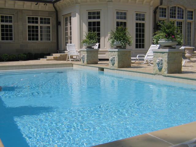 Pools Traditional Pool Cincinnati By Mid American