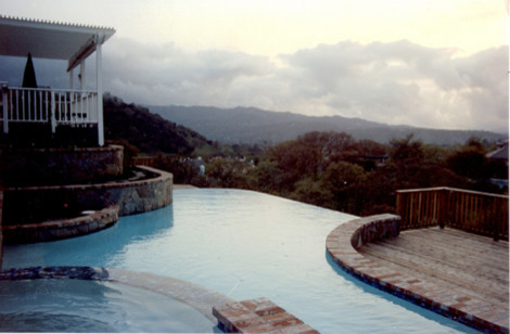 Inspiration for a pool remodel in San Francisco