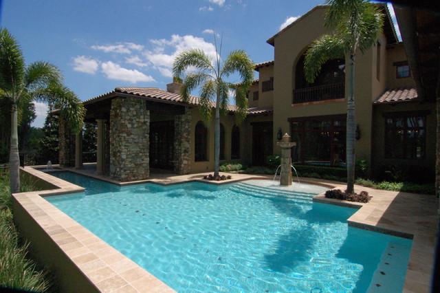 Pools tropical-pool