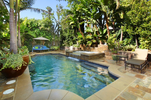 Pools tropical pool other metro by v i photography for Pool design questions