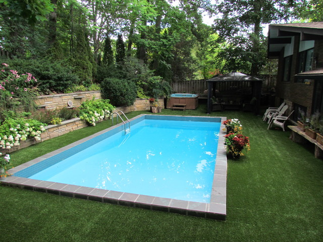 Around The Pool Captivating Warming And Softening Around The Pool Concrete Pad