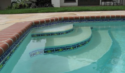 How to Choose Waterline Tile for Your Swimming Pool | Imperial ...