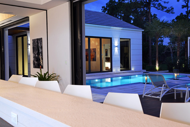 PRIMA contemporary-pool