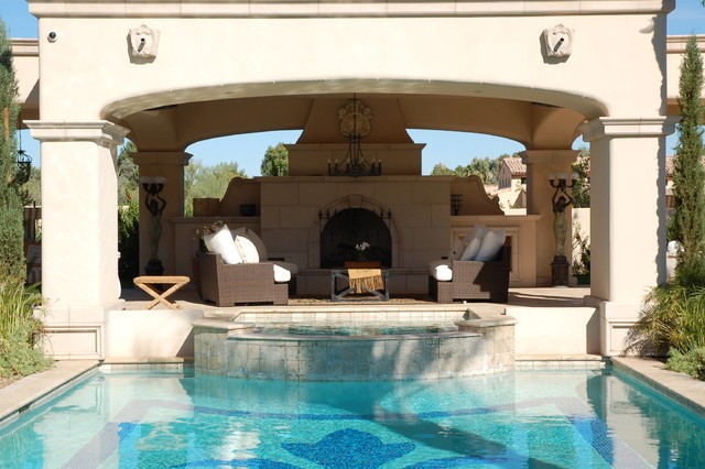 Private Luxury Residence mediterranean pool
