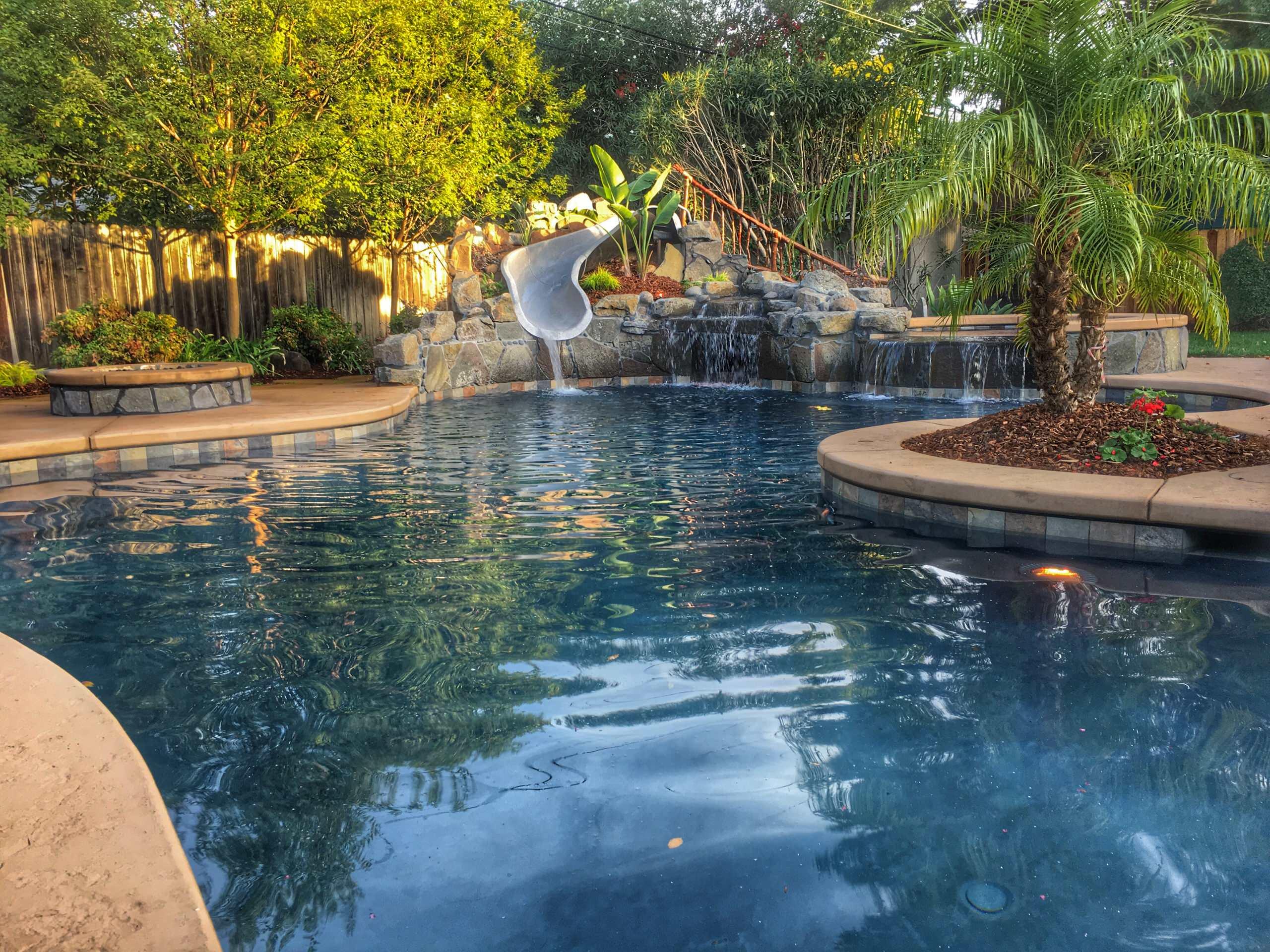 Private Paradise, Arden Park (Sacramento)