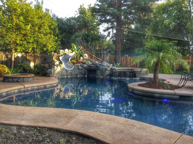 Private Paradise Arden Park Sacramento