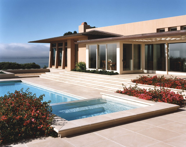 Private Residence in Belvedere contemporary pool