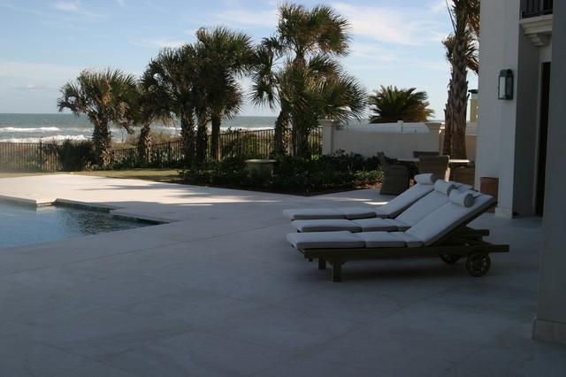 Private Residence - Ponte Vedra, FL mediterranean-pool