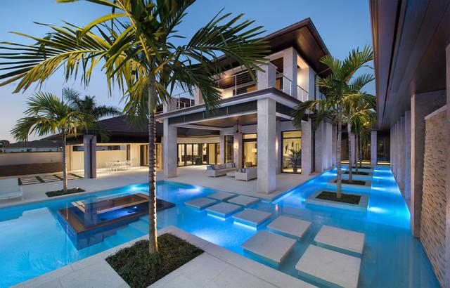 private residence the estuary naples fl   tropical
