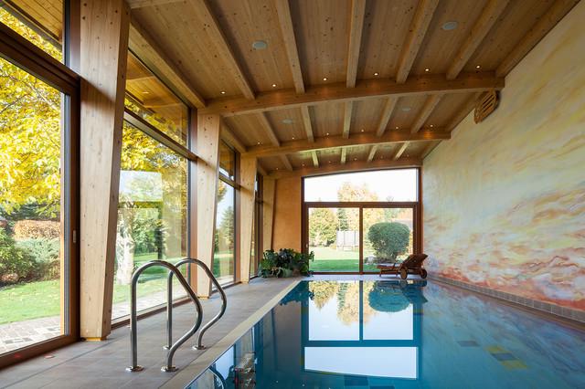 privates schwimmbad bei leipzig rustikal pools leipzig von gunter binsack fotografie. Black Bedroom Furniture Sets. Home Design Ideas