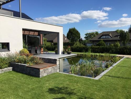 Große Gärten anlegen: 15 Ideen und Tipps für die Planung