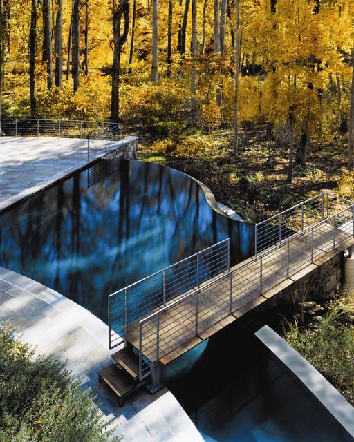 Pukke modern-pool