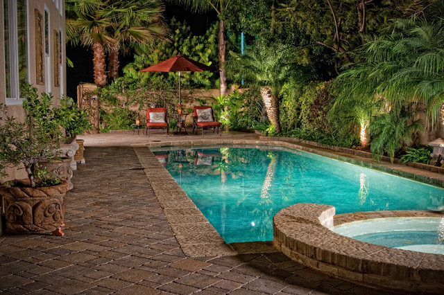 Rancho carrillo carlsbad pool hardscape remodel for Western pool show 2015