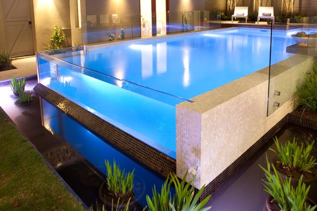 Rathmines Pool Melbourne By Frameless Impressions